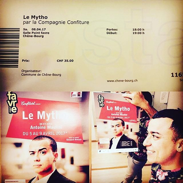 ATTENTION TALENT  Rservez vos billets pour Le Mythohellip