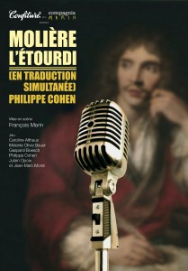 Affiche L'Etourdi
